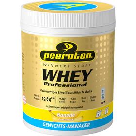 Peeroton Whey Professional Protein Shake Tub 350g, Banana